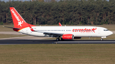 TC-CON - Boeing 737-81D - Corendon Airlines