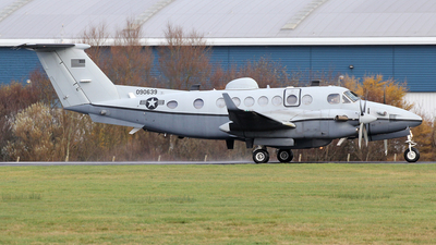 09-0639 - Beechcraft MC-12W Liberty - United States - US Air Force (USAF)