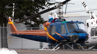 C-GAHN - Bell 204B - Eagle Copters