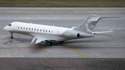 A picture of DACBO - Bombardier Global Express - [9345] - © Karl K.