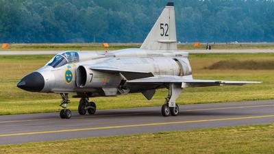 SE-DXN - Saab AJS37 Viggen - Swedish Airforce Historic Flight