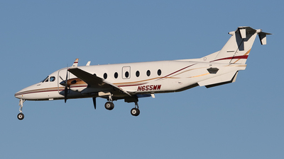 N655MW - Beech 1900D - Private