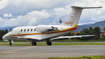 YV636T - Cessna 650 Citation VII - Private