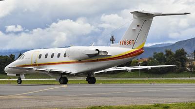 A picture of YV636T - Cessna 650 Citation VII - [6507013] - © Santiago Arias