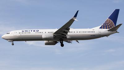 N62896 - Boeing 737-924ER - United Airlines