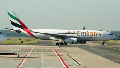 A6-EAH - Airbus A330-243 - Emirates
