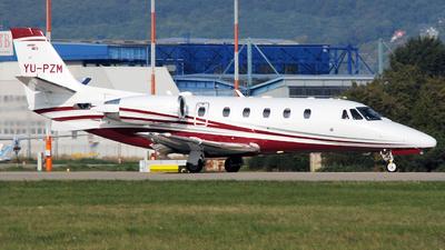 YU-PZM - Cessna 560XL Citation XLS Plus - Air Pink