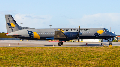 LX-WAE - British Aerospace ATP-F(LFD) - West Air Europe