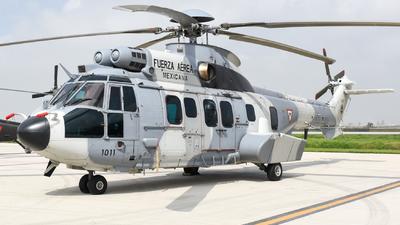 1011 - Eurocopter EC 725AP Caracal - Mexico - Air Force