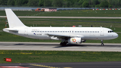 SX-ODS - Airbus A320-232 - Orange2Fly