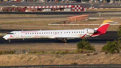 EC-MJO - Bombardier CRJ-1000 - Iberia Regional (Air Nostrum)