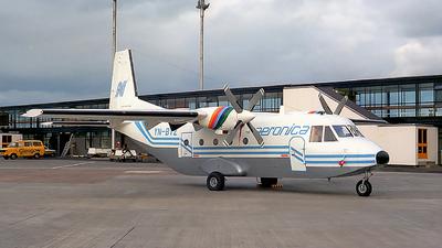 YN-BYZ - CASA C-212-200 Aviocar - Aeronica