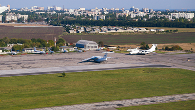UKOO - Airport - Airport Overview
