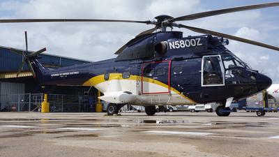 N5800Z - Aérospatiale AS 332 Super Puma - Puerto Rico Electric Energy Authority