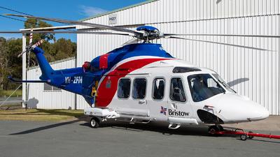 VH-ZFM - Agusta-Westland AW-139 - Bristow Helicopters