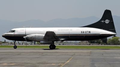 XA-UTW - Convair 640 - Aeronaves TSM
