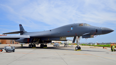 85-0060 - Rockwell B-1B Lancer - United States - US Air Force (USAF)