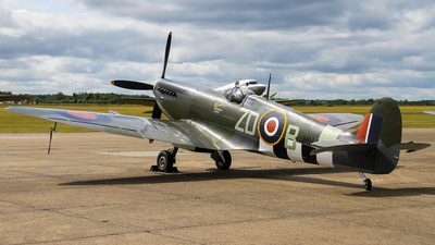 G-ASJV - Supermarine Spitfire Mk.IXb - Private