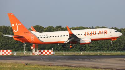 HL8020 - Boeing 737-86N - Jeju Air