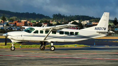N9017M - Cessna 208B Grand Caravan - Private