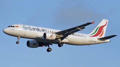 4R-ABM - Airbus A320-214 - SriLankan Airlines