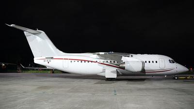 EI-RJU - British Aerospace Avro RJ85 - CityJet