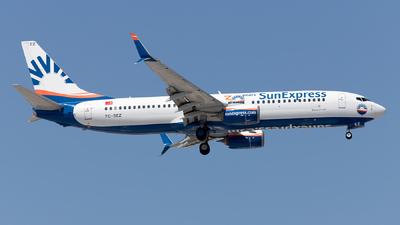 A picture of TCSEZ - Boeing 7378HC - SunExpress - © Mustafa Sandikci