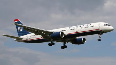 N902AW - Boeing 757-2S7 - US Airways