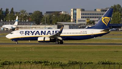SP-RKC - Boeing 737-8AS - Ryanair Sun