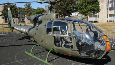 1026 - Aérospatiale SA 341F Gazelle - France - Army