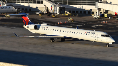 N833SK - Bombardier CRJ-900LR - Delta Connection (SkyWest Airlines)