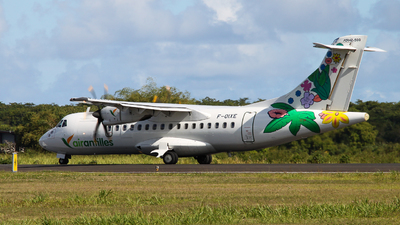 A picture of FOIXE - ATR 42500 - Air Antilles - © william97