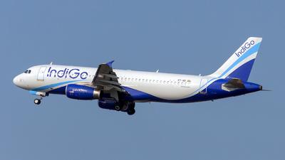 A picture of VTIKI - Airbus A320232 - IndiGo - © Janam Parikh