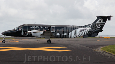ZK-EAG - Beech 1900D - Air New Zealand Link (Eagle Airways)