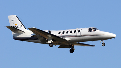 EC-KJR - Cessna 551 Citation II(SP) - NordJet Airlines