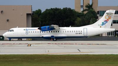 C6-BFR - ATR 72-212A(600) - Bahamasair