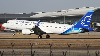 B-000T - Airbus A320-214 - China Express Airlines