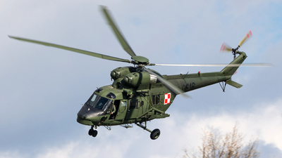 0616 - PZL-Swidnik W3 Sokol - Poland - Army