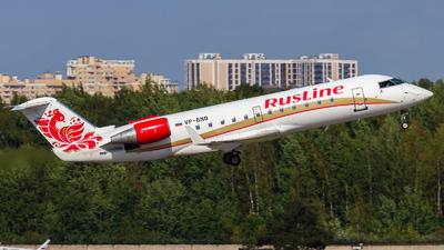 VP-BNO - Bombardier CRJ-100ER - Rusline