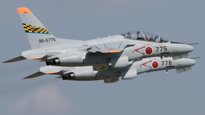 96-5775 - Kawasaki T-4 - Japan - Air Self Defence Force (JASDF)