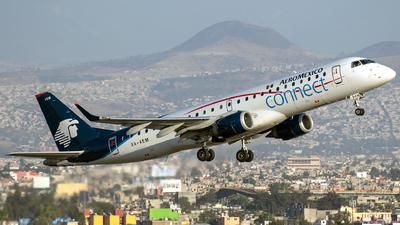 A picture of XAAEM - Embraer E190LR - Aeromexico Connect - © Iván Cabrero