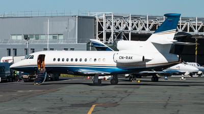 CN-RAK - Dassault Falcon 900EX - Private