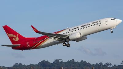 B-1330 - Boeing 737-87L - Kunming Airlines