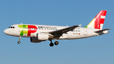 A picture of CSTTO - Airbus A319111 - TAP Air Portugal - © Matteo Lamberts