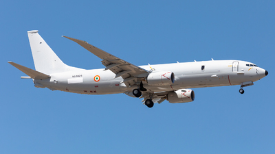 N536DS - Boeing P-8I Neptune - India - Navy