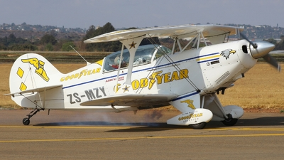 ZS-MZY - Pitts S-2B Special - Goodyear
