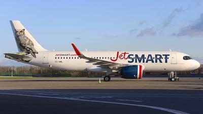 CC-AWL - Airbus A320-271N - JetSmart