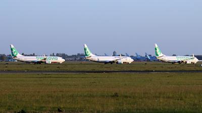 EHAM - Airport - Ramp