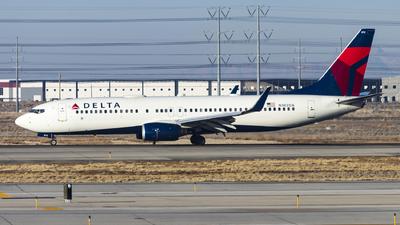 N382DA - Boeing 737-832 - Delta Air Lines