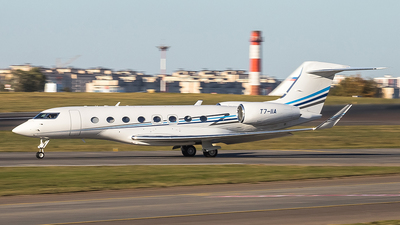 T7-IIA - Gulfstream G650 - Private